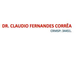 dr claudio  Clientes